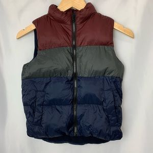 Old Navy Puffer Vest, Size Small (6-7)